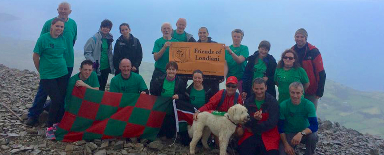 Climb for Kenya – join one of our four teams in August each taking on the highest mountains in Ireland. Find out more »