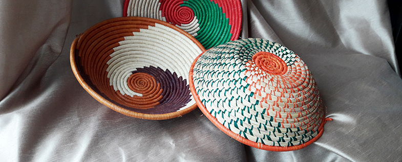Brighter Communities Worldwide's shop is stocked with beautifully crafted items made in Kenya.
