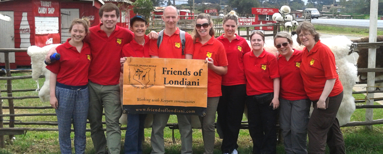 Friends of Londiani need volunteers to work with local communities in Kenya this July and November. Find out more »