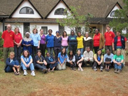 17 nationalities visit Londiani