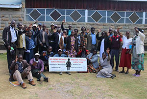 FGM Abandonment Programme Workshop