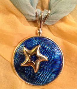 Starfish commemorative piece