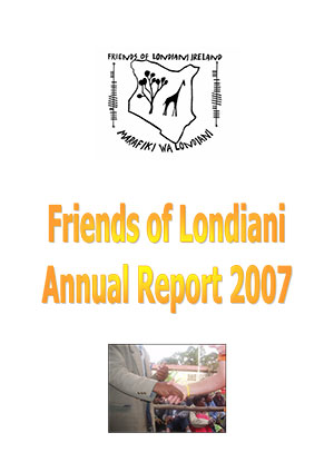 FOL Annual Report 2007