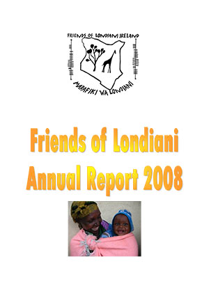 FOL Annual Report 2008